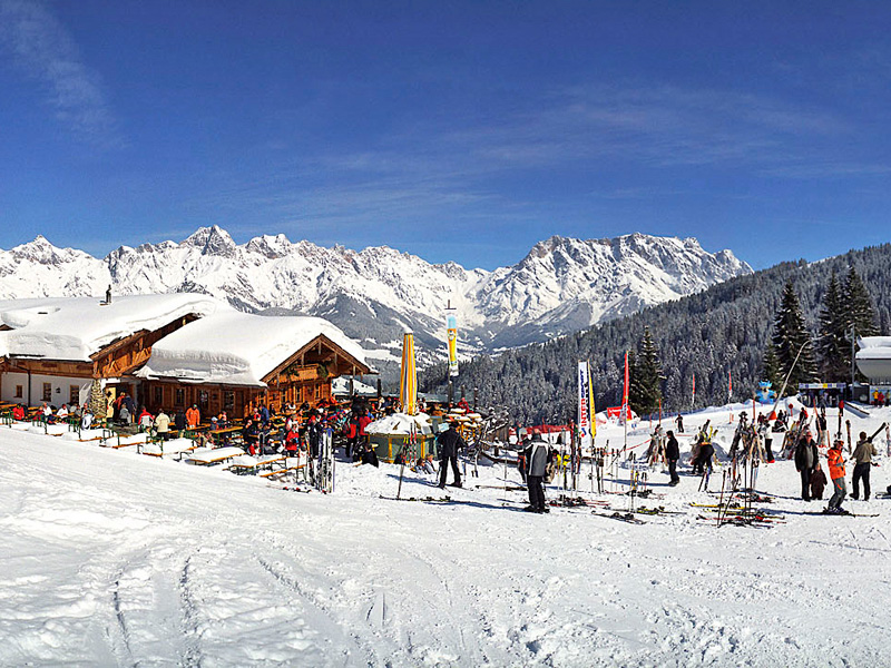 Winter in Maria Alm