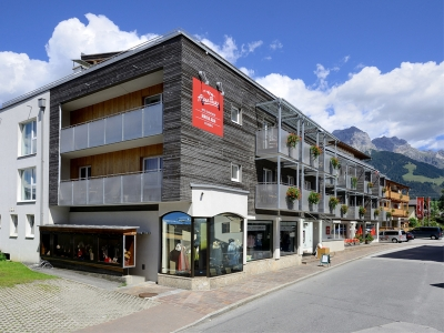 AlpenParks Hotel & Apartment